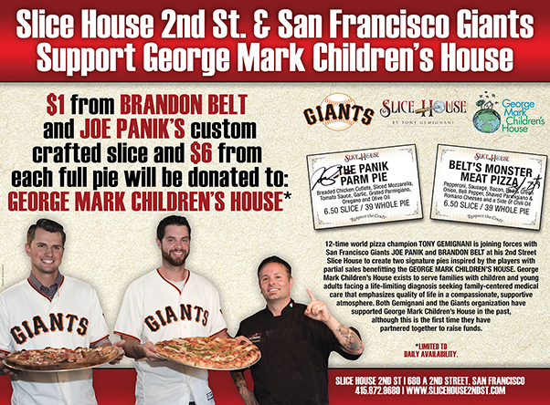 Support George Mark Children's House