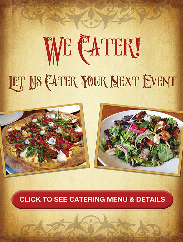 Let Slice House Cater Your Next Event
