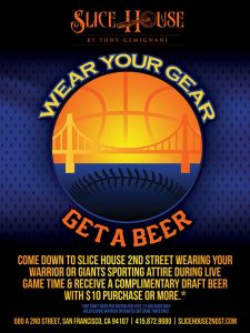 Wear Your Gear - Get a Beer