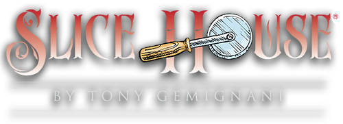 Slice House by Tony Gemignani - Logo